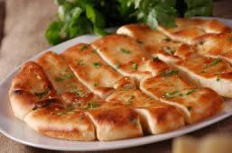Італійський хлібчик з приправами (200г)