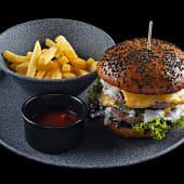 Double бургер (300/80/40г)