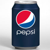 Pepsi en lata (33 cl.)