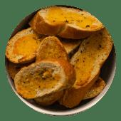 Pan al ajo (6 uds.)