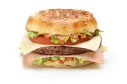 Menu Hambúrguer L