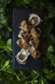 California maki gold łosoś 8szt