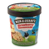 Strawberry cheesecake (465 ml.)