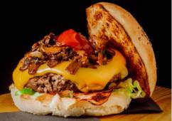 Hambúrguer de Picanha #08
