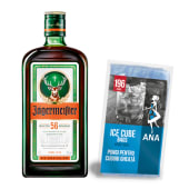 Jägermeister & gheață (pungi)