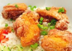 Poulet Frit à la Japonaise