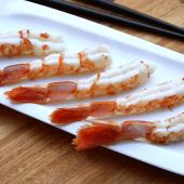 Sashimi de langostino (5 uds.)