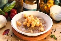 Zuppa di cipolle:cipolle di traschietto