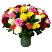 Super Mix 12 Roses