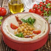 Sałatka Hummus