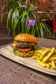 Red Roo Burger (Kangaroo)