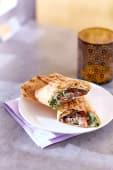 Sandwich chawarma viande