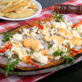 Súper milanesa 5 quesos (para compartir)