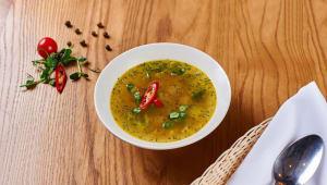 Суп з фрикадельками і овочами (300г)