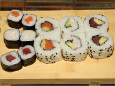 Sushi Maki Misto