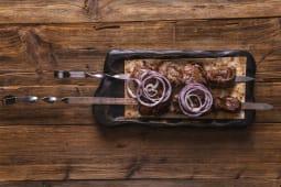 Шашлик із свинини (100г)