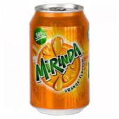 Мірінда  ж/б (0,33л)