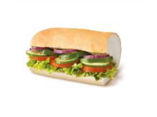 Veggie Delight Sandwich (15cm)