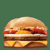 Sandwich Egg Burger