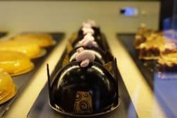 Mousse ciocolata-visine