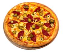Picante Pizza (27 cm.)