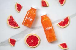 Fresh de grapefruit