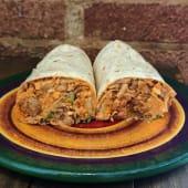 Burrito de pollo club (picante)