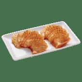 Sashimi saumon snacké aux épices x 12 pcs