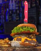 Burger jugosa