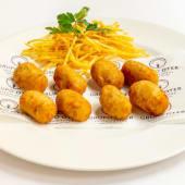 Croquetas Caseras Del Chef (8 uds.)
