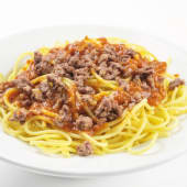 Spaguetti all'uovo