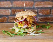 Burger Bydlak