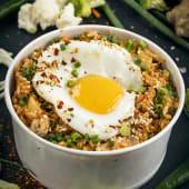 Kimchi Fried Rice*