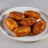6 croquetas de pollo