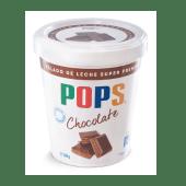 Medio galón de helado cremoso