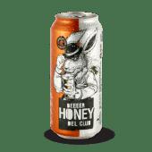 Cerveza Honey en lata (473 ml.)