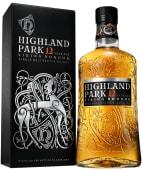 Віскі Highland Park 12yo 40,00% (100мл)