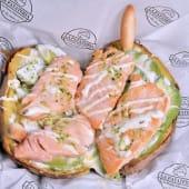 Patata De Salmon