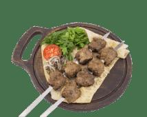 Шашлик із телятини (250г)