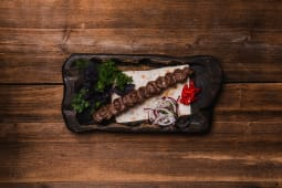 Люля-кебаб із баранини (150/60г)