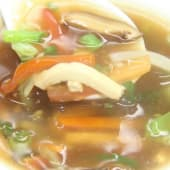 Hot & Sour Vegetable/ Chicken Soup