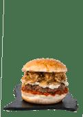 A b'e Burger