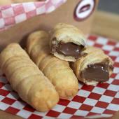 Tequeños de Nutella Fritos (12 Uds.)