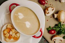 Крем-суп из шампиньонов (200г)