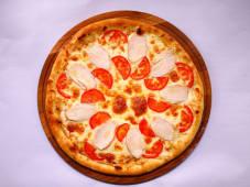"""Пицца """"Цезарь с курицей"""""""