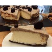 Cheese cake de Oreo con Nutella