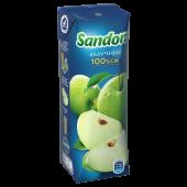Сік Сандора яблучний (0,25л)