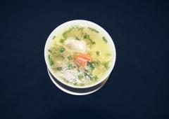 Суп куринный