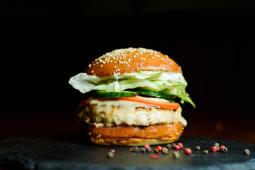 Тупо бургер з куркою