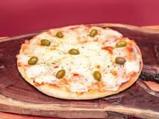 Pizza muzzarella (entera)